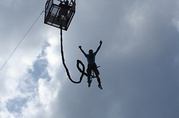 Event Ubytovanie - Bungee Jumping