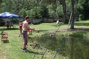 Event Ubytovanie - Rybolov