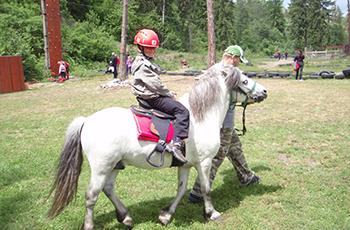 event Ubytovanie - Jazda na koni