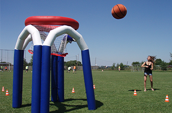 Event Ubytovanie - Mega Basketball