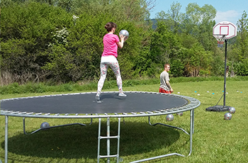 Event Ubytovanie - Slam Ball