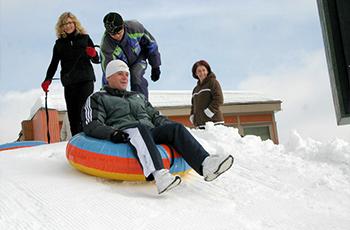 Event Ubytovanie - Snowtubing